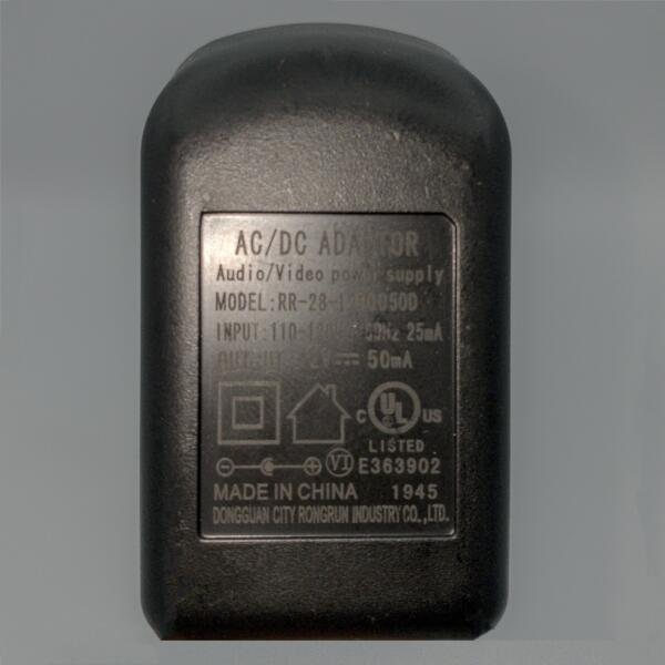 ac adapter lava hdtv antenna